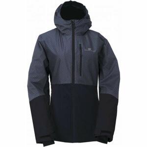 2117 GARDET  XS - Dámská lehce zateplená lyžařská bunda