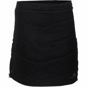 2117 KLINGA  L - Dámská krátká prošívaná sukně