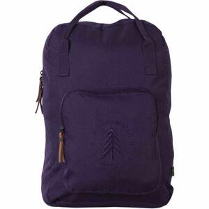 2117 STEVIK 20L fialová NS - Střední městský batoh