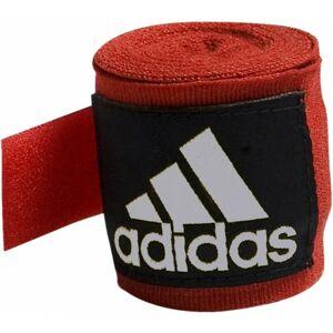 adidas BOXING CREPE BANDAGE 5 X 2,5 červená NS - Boxerské bandáže