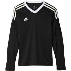 adidas REVIGO17 GK Y černá 152 - Chlapecký brankářský dres