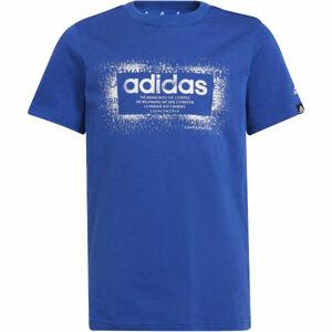 adidas GFX TEE 1  140 - Chlapecké tričko