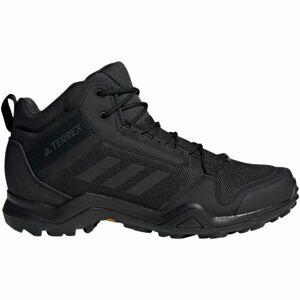 adidas TERREX AX3 MID GTX černá 11.5 - Pánská outdoorová obuv
