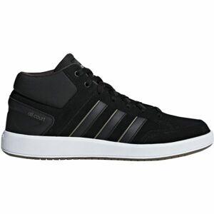 adidas CF ALL COURT MID černá 10.5 - Pánské volnočasové boty