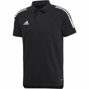 adidas CON20 POLO  S - Pánské polo tričko