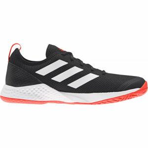 adidas COURT CONTROL  7.5 - Pánská tenisová obuv