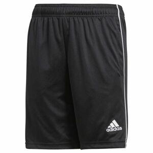 adidas CORE18 TR SHO Y černá 116 - Chlapecké šortky