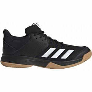 adidas LIGRA 6 černá 12 - Pánská volejbalová obuv
