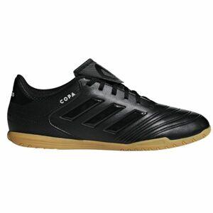 adidas COPA TANGO 18.4  IN černá 7.5 - Pánské sálovky
