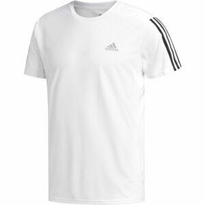 adidas RUN IT TEE 3S M  XXL - Pánské sportovní tričko
