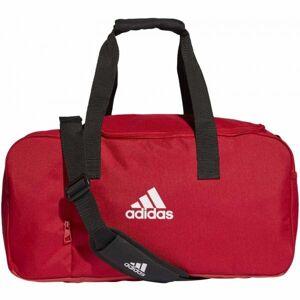 adidas TIRO DU S červená NS - Sportovní taška