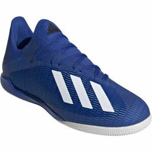adidas X 19.3 IN modrá 8 - Pánské sálovky