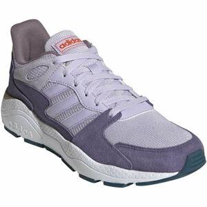 adidas CRAZYCHAOS fialová 4 - Dámská volnočasová obuv