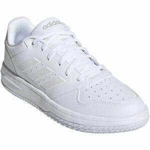 adidas GAMETALKER bílá 8.5 - Pánská basketbalová obuv