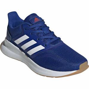 adidas RUNFALCON K modrá 6 - Dětská běžecká obuv