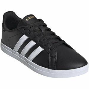 adidas COURTPOINT X černá 4 - Dámské volnočasové tenisky