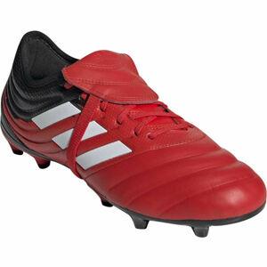 adidas COPA GLORO 20.2 FG červená 10.5 - Pánské kopačky