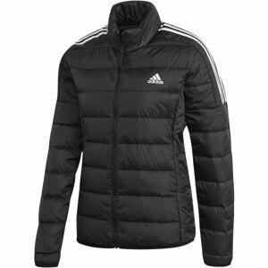 adidas ESS DOWN JKT černá XL - Dámská péřová bunda