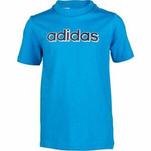 adidas OSR YB TR TEE modrá 140 - Chlapecké tričko