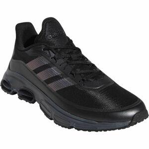 adidas QUADCUBE černá 8 - Pánská volnočasová obuv