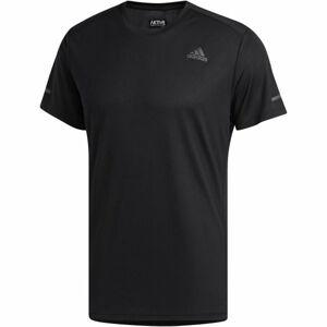 adidas RUN IT TEE  L - Pánské běžecké tričko