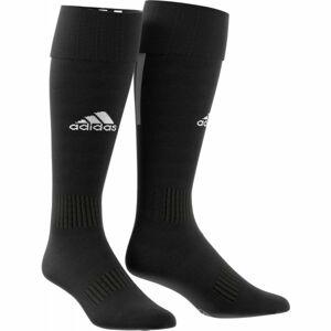 adidas SANTOS SOCK 18 černá 43-45 - Fotbalové štulpny