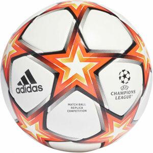 adidas UCL COMPETITION PYROSTORM  5 - Fotbalový míč