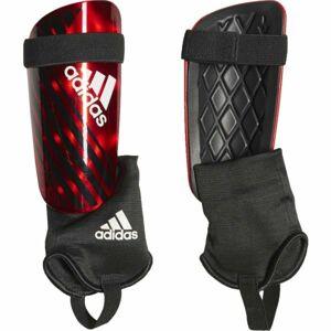 adidas X REFLEX černá L - Pánské fotbalové chrániče