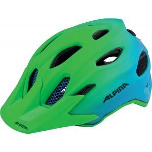 Alpina Sports CARAPAX JR FLASH  (51 - 56) - Dětská cyklistická helma