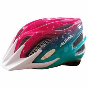 Alpina Sports FB JR. 2.0 bílá (50 - 55) - Dětská cyklistická helma