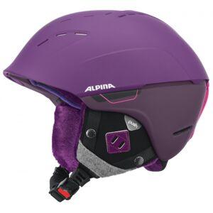 Alpina Sports SPICE fialová (55 - 59) - Lyžařská helma