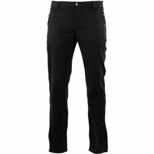 ALPINE PRO AKOS 2 černá 56 - Pánské kalhoty