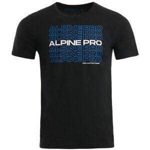 ALPINE PRO JAEL  S - Pánské tričko
