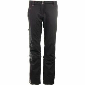 ALPINE PRO IGREA 3 černá 42 - Dámské kalhoty