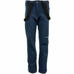 ALPINE PRO YMA tmavě modrá XS - Dámské kalhoty
