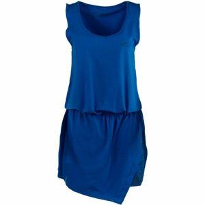 ALPINE PRO ROTEMA 3 modrá L - Dámské šaty