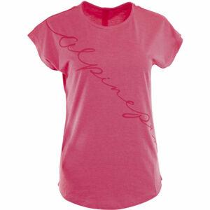ALPINE PRO SENTA černá XS - Dámské tričko