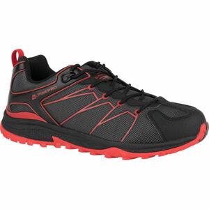 ALPINE PRO MARC černá 45 - Pánské sportovní boty