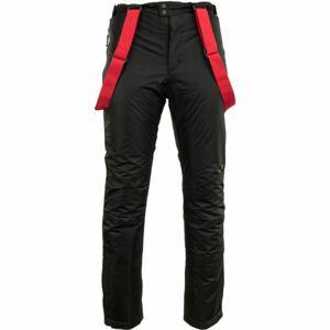 ALPINE PRO ZACH černá XL - Pánské kalhoty