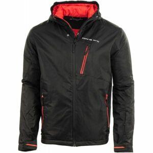 ALPINE PRO QUARTZ 3 černá XL - Pánská lyžařská bunda