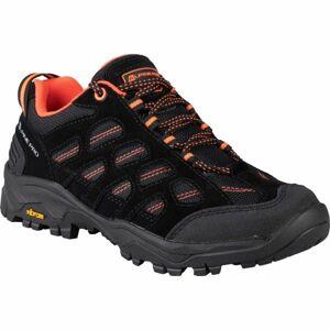 ALPINE PRO RATIS černá 37 - Dámská outdoorová obuv