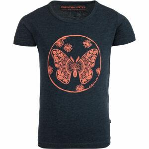 ALPINE PRO ROHITO  104-110 - Dívčí triko