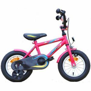 """Amulet MINI 12 růžová 12"""" - Dětské kolo"""