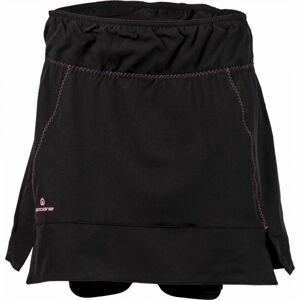 Arcore BRIGITA černá XL - Dámská cyklistická sukně