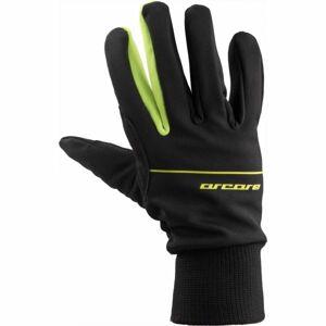 Arcore CIRCUIT černá S - Zimní rukavice na běžky