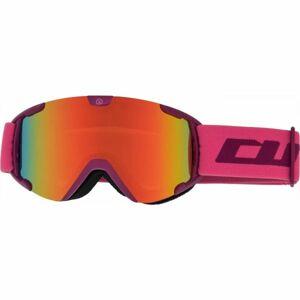 Arcore DONKO růžová NS - Lyžarské brýle