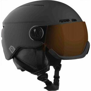 Arcore ECHELON černá (58 - 61) - Lyžařská helma