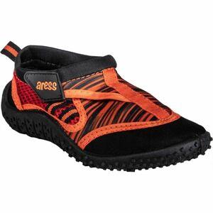 Aress BENKAI černá 33 - Dětské boty do vody