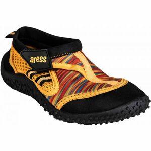 Aress BENKAI oranžová 25 - Dětské boty do vody