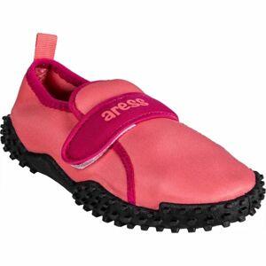 Aress BIMBO růžová 27 - Dětské boty do vody